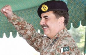 Pakistan army Chief General Raheel Sharif