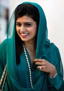 Hina Rabani Khar