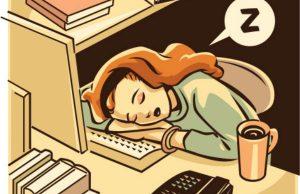 Sleep at Work