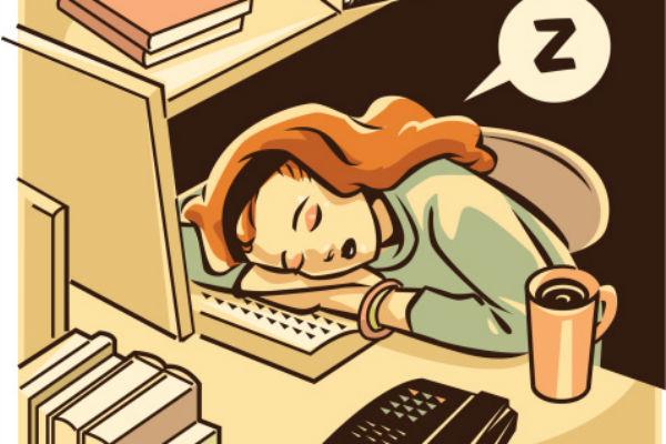 how to keep you awake at work