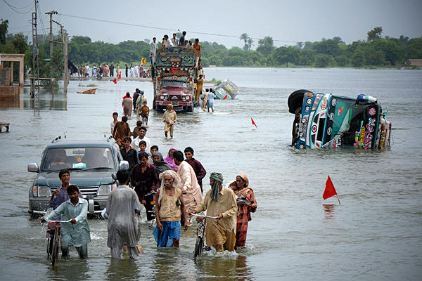 Floods Pakistan 2010
