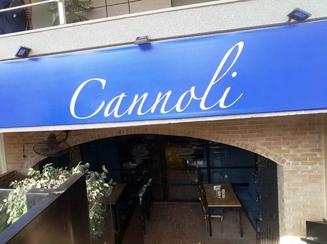 Cannoli F-11 Markaz Islamabad