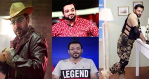 Dr. Aamir Liaquat and his fashion choices