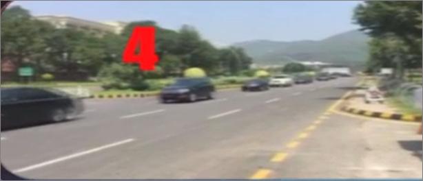 Maryam Nawaz JIT Vehicles Protocol