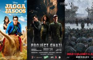 Box Office Pakistan this week