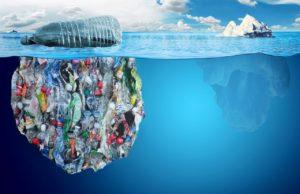 Plastic Waste polluting Oceans