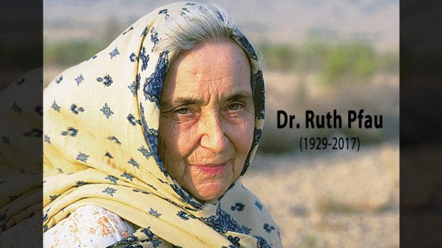 Dr Ruth Pfau