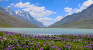 Un-named Lake near Thalo