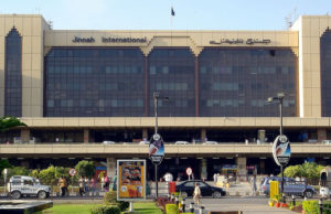 Jinnah International Airport, Karachi