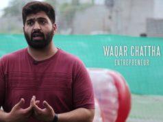 Waqar Chattha talking about The Stadium
