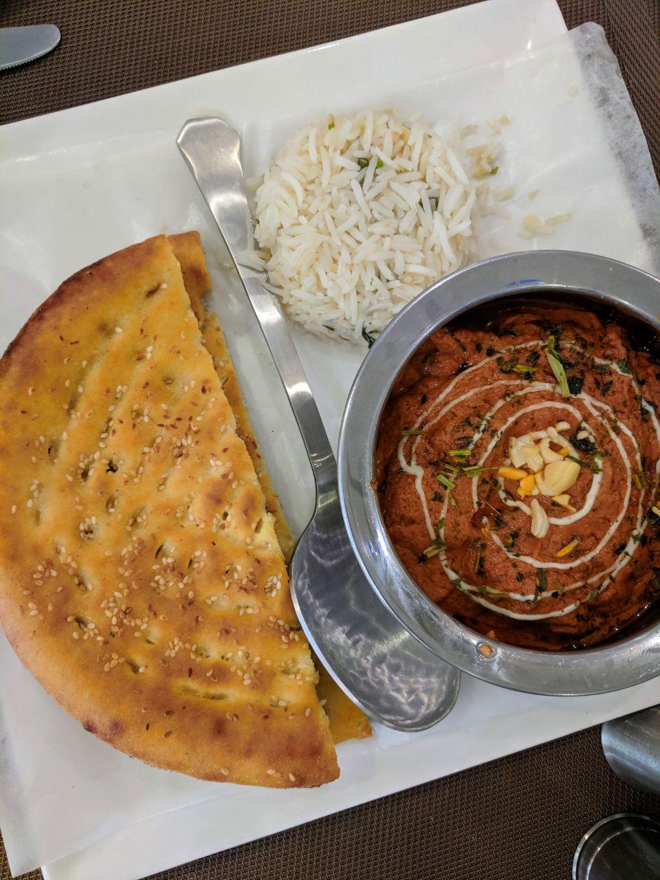 Rahdaari Restaurant Islamabad Butter Chicken