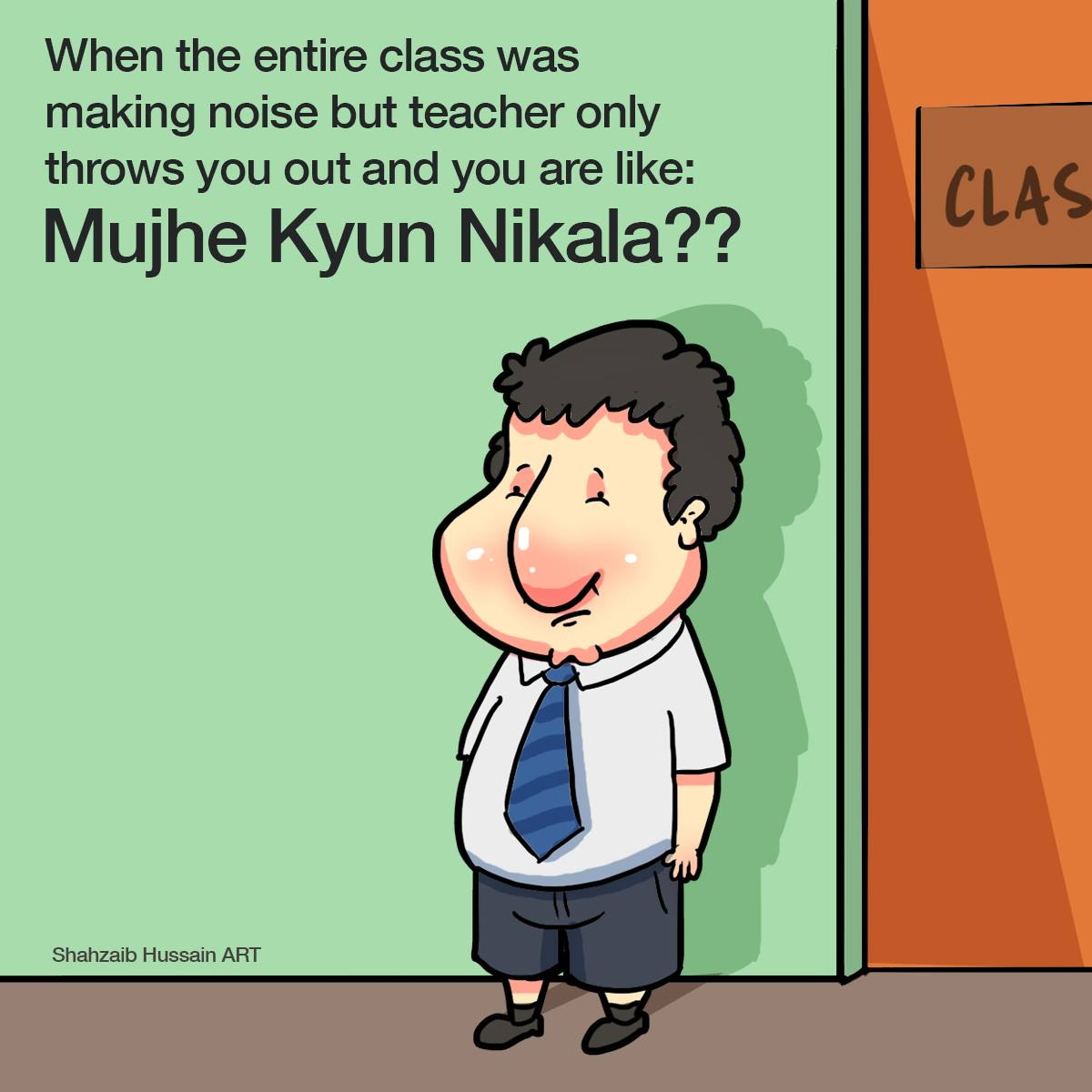 Mujhe Kyun Nikala