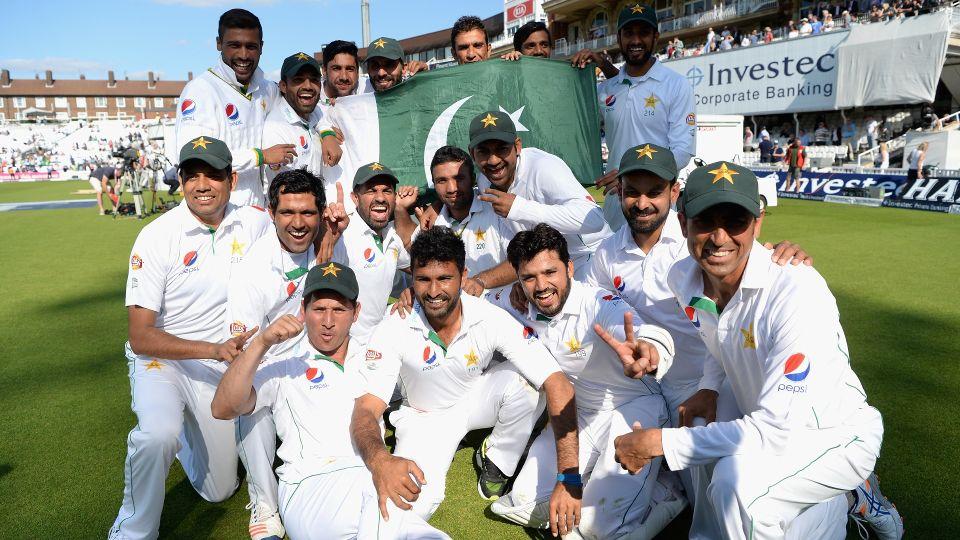 Pakistan Tops Test Team Ranking in 2016