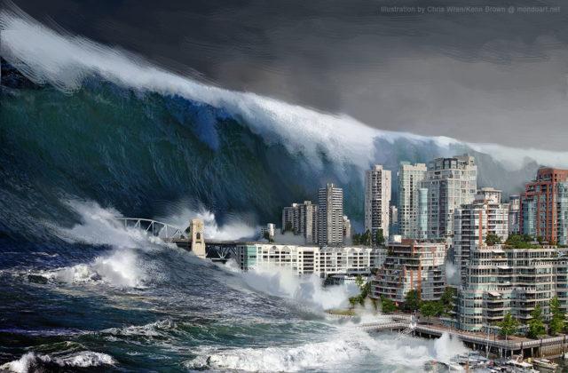 Warning of earthquake in Indian Ocean