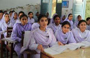 Education emergency Pakistan