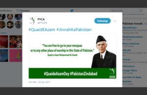 Quaid-e-Azam Quotes on Twitter