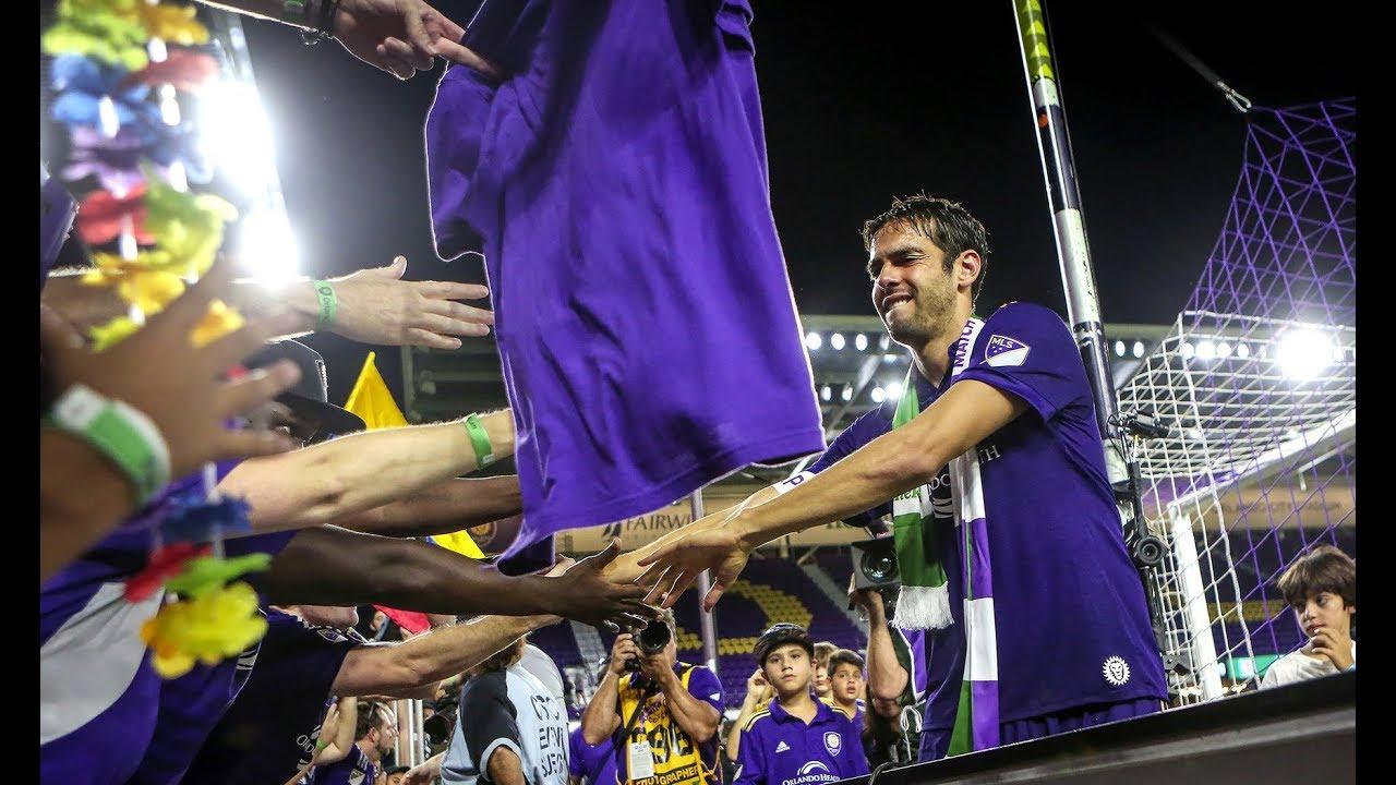 Kaka Farewell football moments 2017