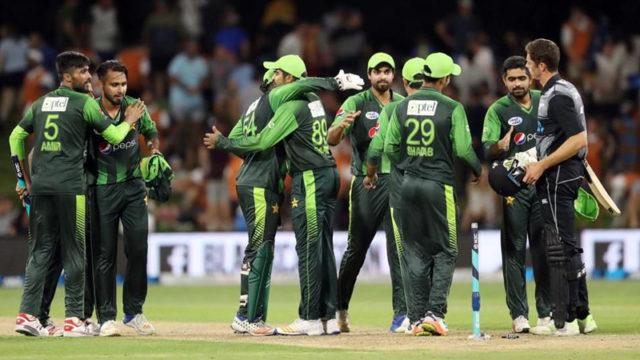 Pakistan Cricket Team No 1