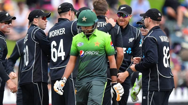 Pakistan lost to New Zealand