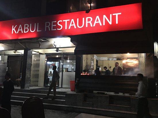 kabul restaurant in Islamabad