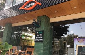Go Organic Restaurant Islamabad