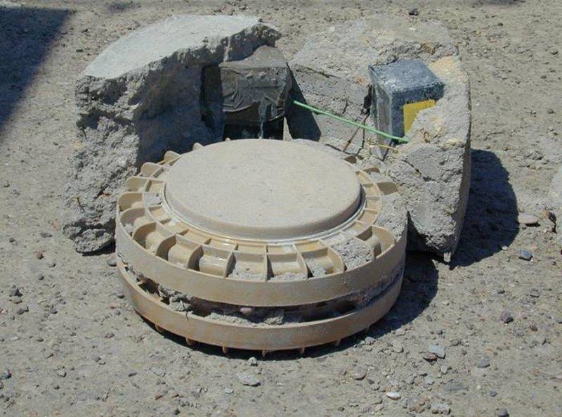 Landmines in FATA